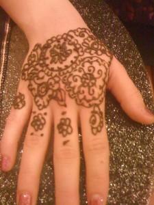 henna hand art bat mitzvah philadelphia pa