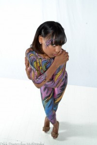 Body Painting Philadelphia PA Photo Shoot