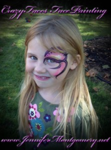 Birthday Party Face Painting Delaware County PA