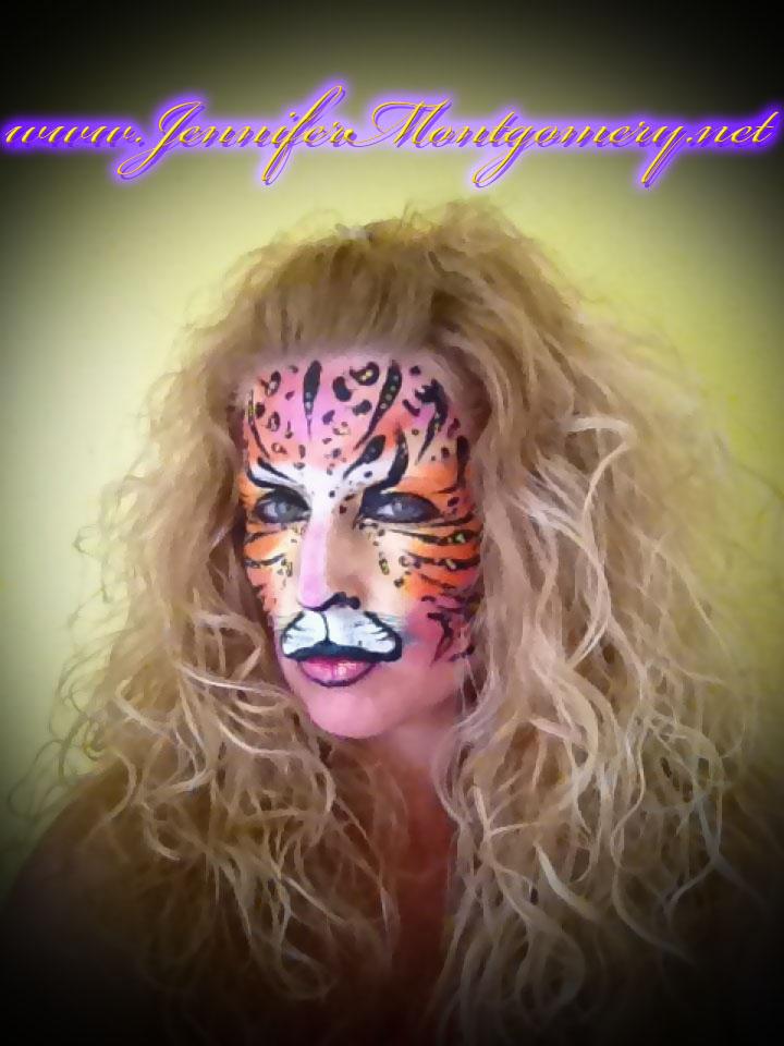 Cat Body Painting Key West