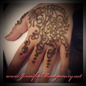 Henna Art Wilmington DE Blue Jeans Ball