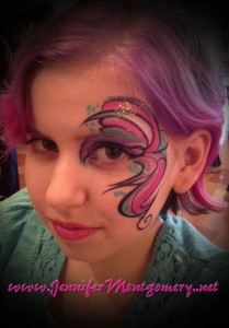 Face Painting Party Purim Malvern PA