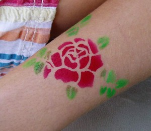 Airbrush Tattoos in Philadelphia for Kids Birthday Parties,Bat Mitzvahs, Bar Mitzvahs Events and more!