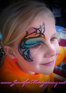 Haddonfield NJ Face Painting Canuso Foundation with CrazyFaces Face Painting