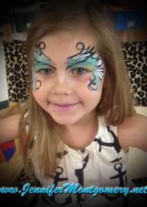 Summer Camp Face Painting Malvern PA CrazyFaces Face Painting Philadelphia