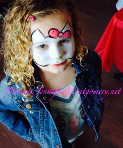 Hello Kitty Face Painting Philadelphia CrazyFaces Face Painting