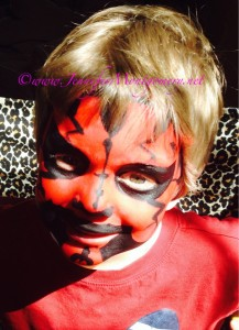 Face Painting Delaware County PA Boys Birthday Party CrazyFaces Face Painting Philadelphia