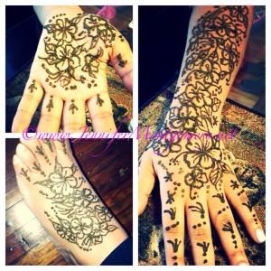 Philadelphia Henna Artist Henna Body Art