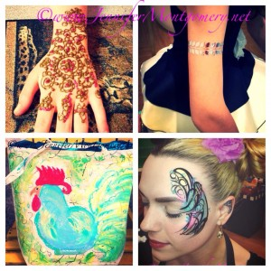Philadelphia Kids Birthday Party Face Painting, Henna Tattoos, Flash Tattoos, Airbrush
