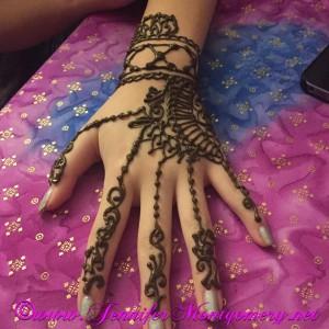 Henna Hand Delaware County PA CrazyFaces Face Painting Philadelphia Henna Artist Jennifer Montgomery