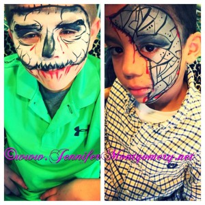 Kids Party Face Painting Philadelphia PA and Delaware County PA