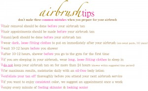Airbrush Spray Tanning Delaware County PA Philadelphia PA Mobile Spray Tanning call 610.764.0853