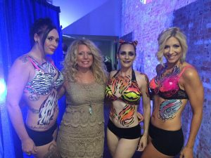 Body Painting Philadelphia PA and Key West, FL Fantasy Fest Jennifer Montgomery Body Painter 610.764.0853