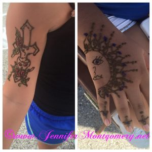 Henna Philadelphia PA , Virginia Beach and Key West Festival Body Art Jennifer Montgomery Artist www.jennifermontgomery.net