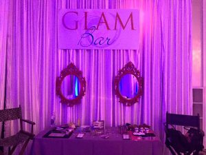 Glam Bar Bat Mitzvah Philadelphia PA Event Make-Up Artist Jennifer Montgomery 610.764.0853