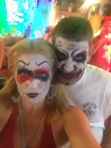zombie-bike-ride-key-west-face-painting-fantasy-fest