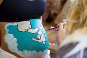BellyPainting Philadelphia|Miami|Key West