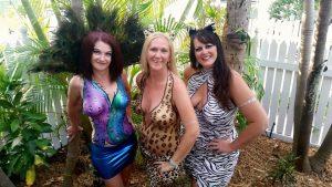 Body Painting Fantasy Fest Key West Body Painter Jennifer Montgomery www.jennifermontgomery.net 610.764.0853
