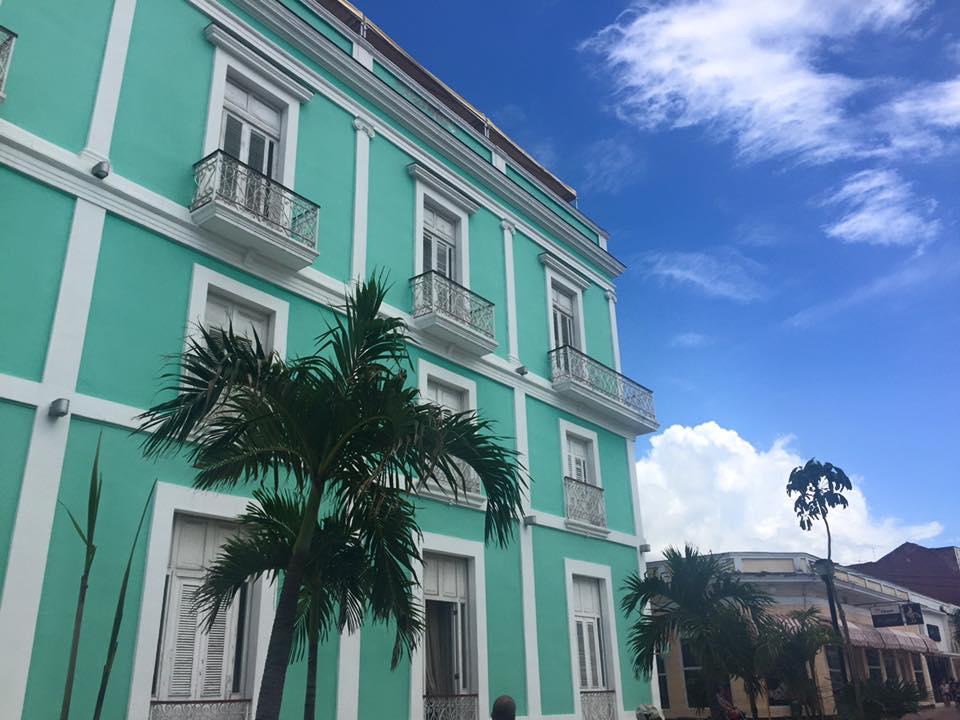 Cienfuegos Cuba Castillo de Jagua Jennifer Montgomery Key West Artist Philadelphia Miami www.jennifermontgomery.net