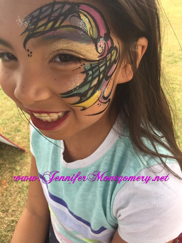 Face Painting Homestead Seafood Festival by CrazyFaces FacePainting & Body Art Philadelphia Miami Key West Parties and Events Call 610.764.0853