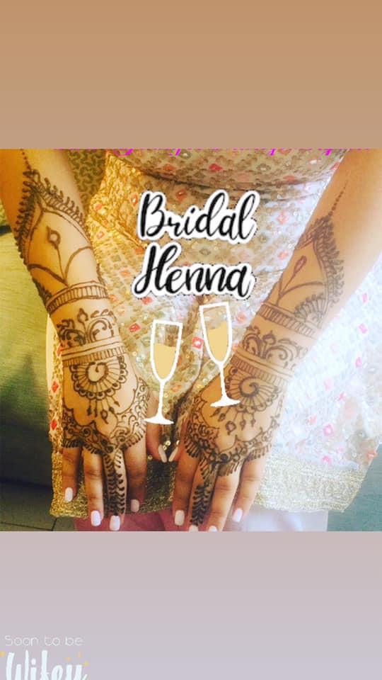 Bridal Henna Key West Wedding 2021-1