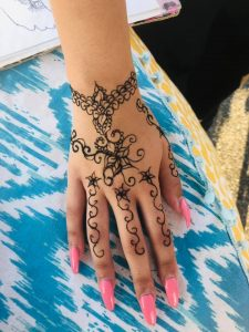 Henna in Kennett Square PA by CrazyFaces Face Painting and Body Art Philadelphia 610.764.0853