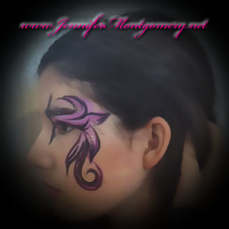 Philadelphia Face Painting Party by CrazyFaces Face Painting