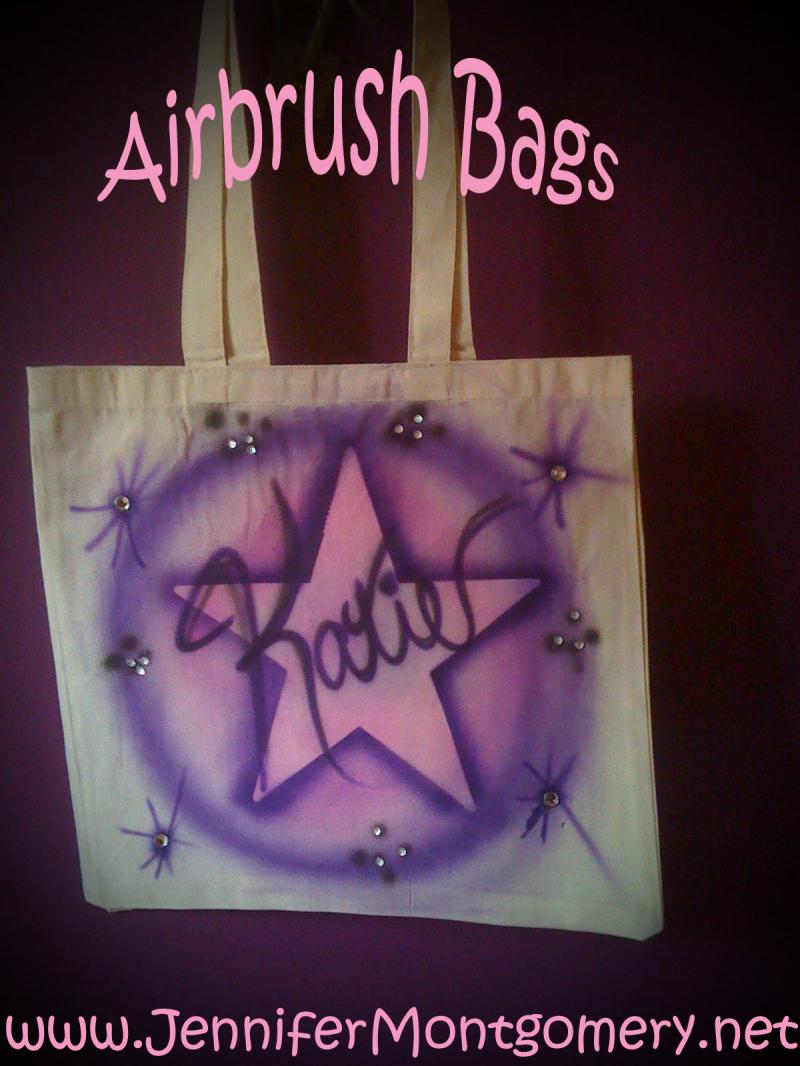 Airbrush Canvas Bag Philadelphia PA