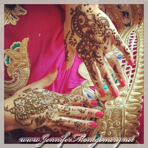 Bridal Henna Artist Philadelphia PA & Key West Weddings