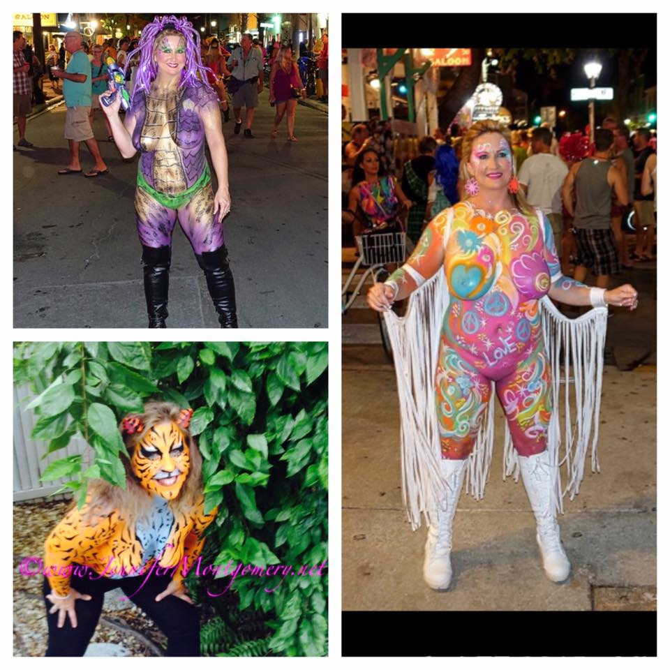 CrazyFaces Face Painting in Philadelphia PA,Miami and Key West ...