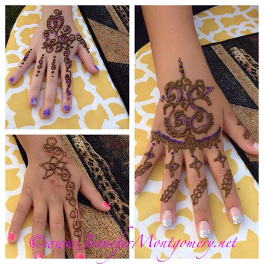Henna Artist Philadelphia PA and Key West Henna Henna Artist Jennifer Montgomery