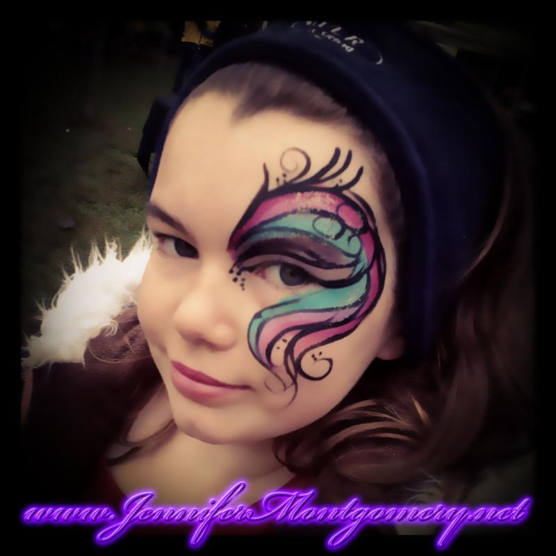 Face Painting Philadelphia and Delaware County PA Parties and Events